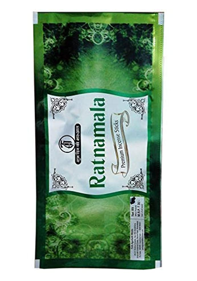 クルーズ完全に乾く炭水化物TIRTH Ratnamala Premium Incense Stick/Agarbatti (170 GM Pack) Pack of 2