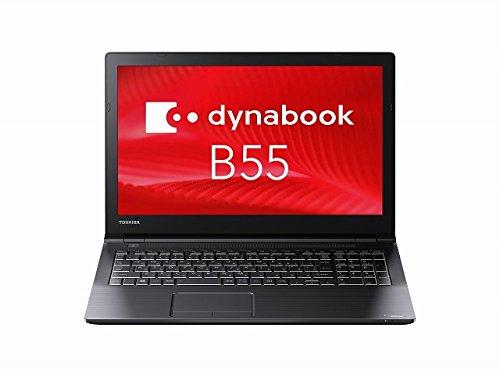 東芝 Dynabook PB55BGAD4RAAD11 Windows10 Pro 64bit 第6世代 Core i3-6006U 4GB 500