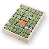 [ 高野街道名産 柿の葉寿司 ] 柿の葉すし(鯖・鮭)24個入