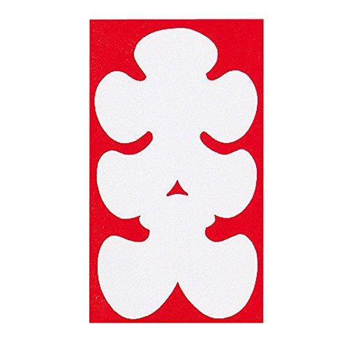 長井紙業 ポチ袋 大入一円袋 (柾) 寸志 10枚入り×10P DH10830