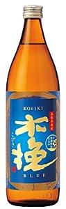 雲海酒造 木挽BLUE 芋焼酎 20度 瓶 900ml [宮崎県]