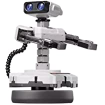 ROB AMIIBO ロボット  (大乱闘スマッシュブラザーズシリーズ) [並行輸入品]