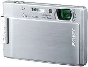 ソニー SONY デジタルカメラ サイバーショット T100 シルバー