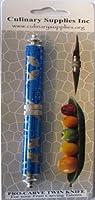 Pro Carveツイン刃フルーツ彫刻ナイフ、ブルー色