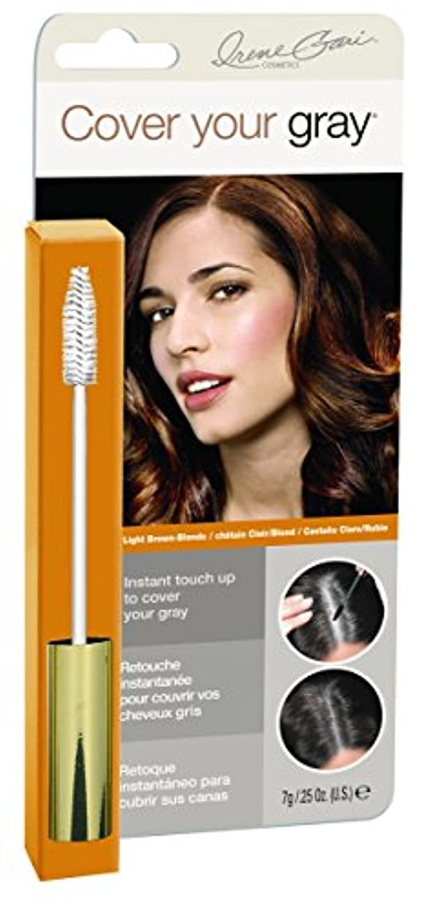 ランチ洗う許可Cover Your Gray Brush In Light Brown/Blonde (並行輸入品)