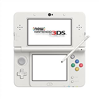 New ニンテンドー3DS ホワイト【メーカー生産終了】 (B00NAW5R0I) | Amazon price tracker / tracking, Amazon price history charts, Amazon price watches, Amazon price drop alerts