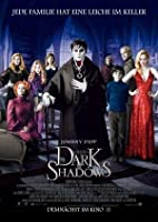 Dark Shadows –ジョニー・デップ–ドイツの輸入映画ウォールポスター印刷-30CM X 43CM