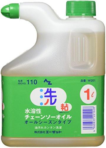 AZ(エーゼット) 水溶性チェーンソーオイル [ウォッシャブルチェーンソーオイル/チェンソーオイル/チェイン...