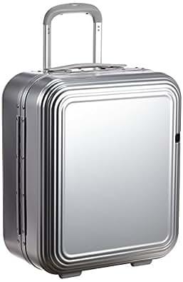 [エース] ace. スーツケース リップルF プレミアム 34L 3.8Kg 機内持込可 05561 09 (シルバー)