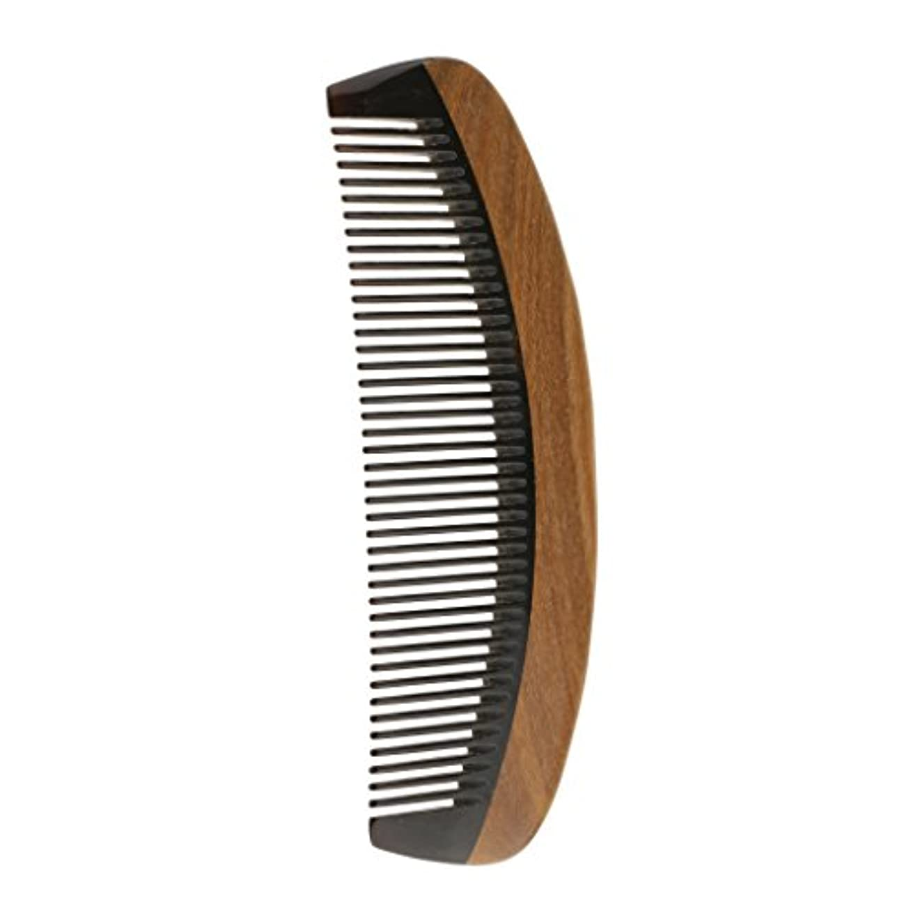 同一性哲学博士文句を言うToygogo 帯電防止の白檀の香りの自然な毛のDetanglerの櫛の頭部のマッサージのブラシ