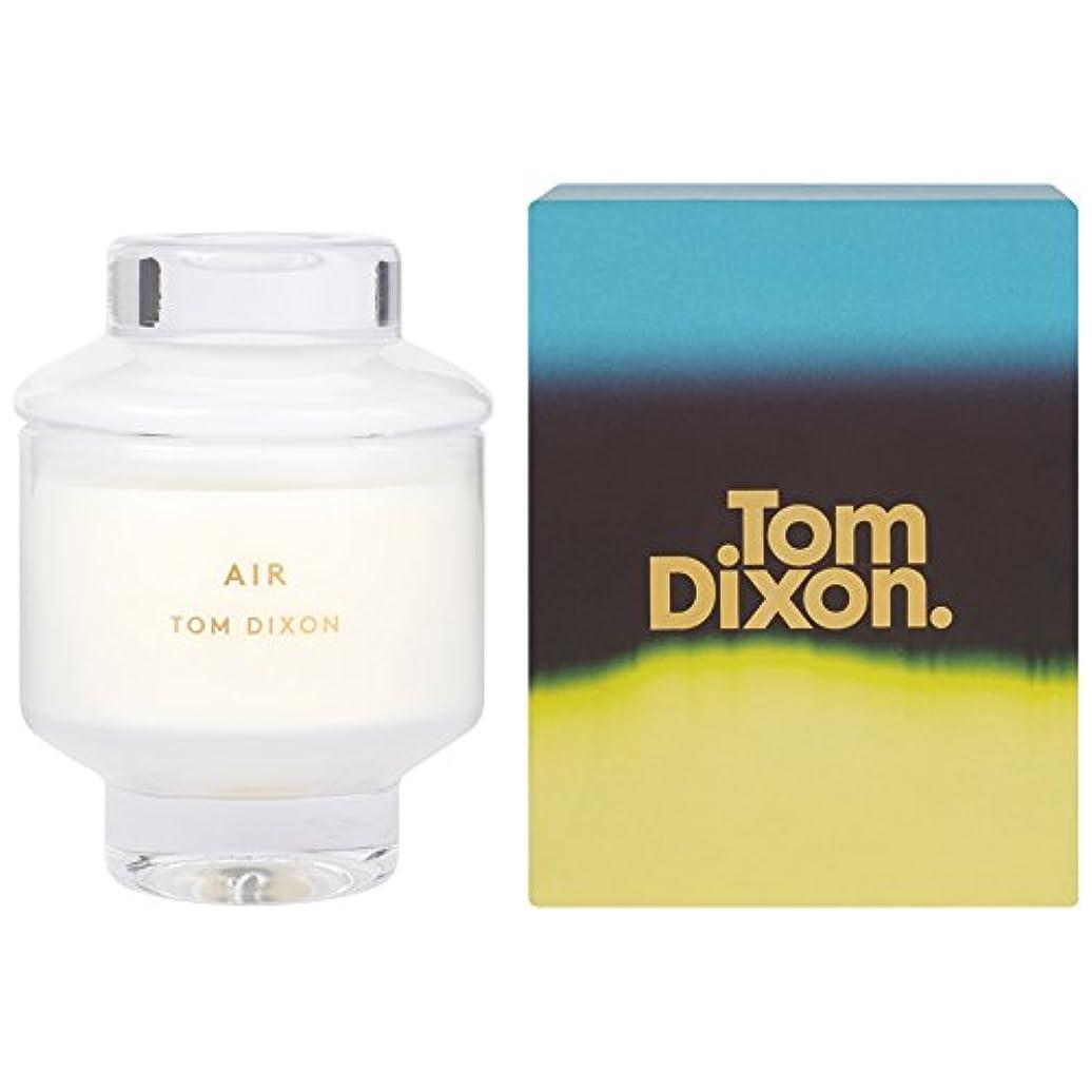 値する灌漑刺繍Tom Dixon Air Scented Candle Medium (Pack of 2) - トム?ディクソン空気の香りのキャンドル媒体 x2 [並行輸入品]