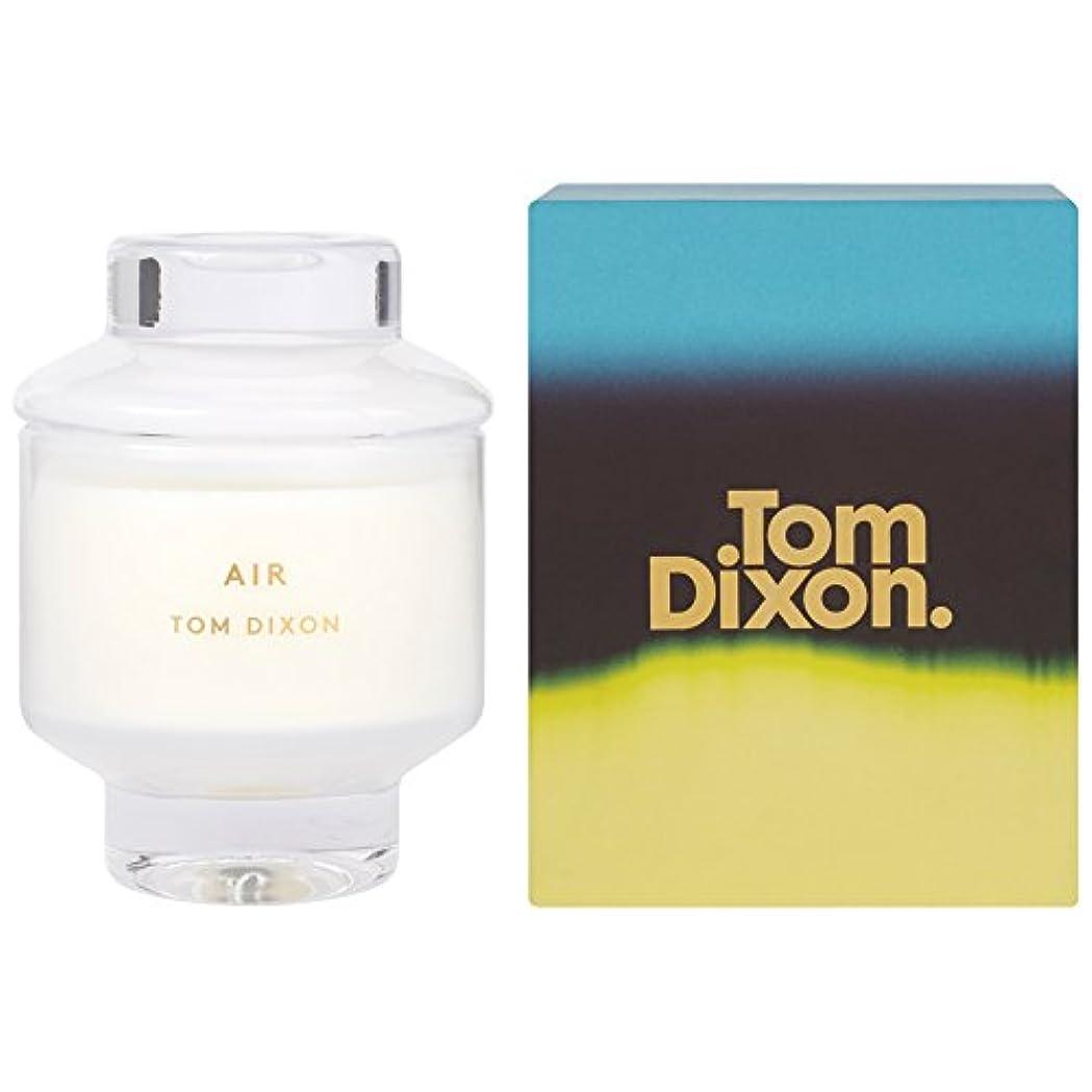 最初懐疑論ファックスTom Dixon Air Scented Candle Medium - トム?ディクソン空気の香りのキャンドル媒体 [並行輸入品]