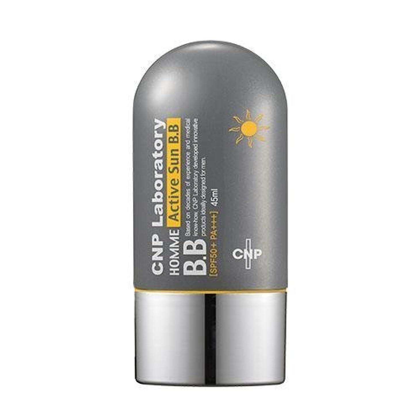 誠意湿気の多いブランチCNP Homme Active Sun BB (For MEN) [Korean Import]