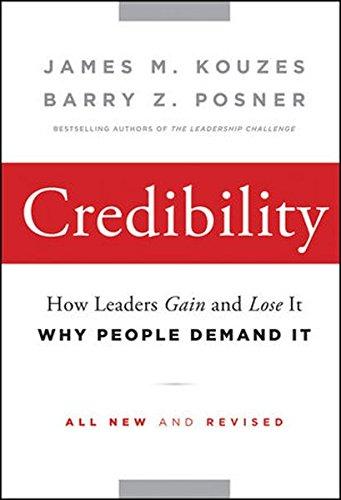 Credibility: How Leaders Gain ...