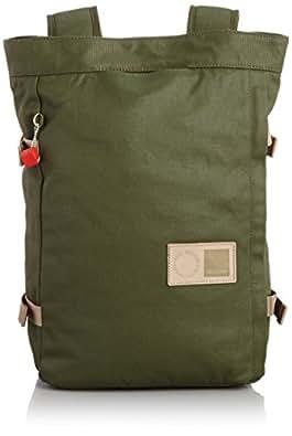 [ヘデグレン] Hedgren トートバッグ リュック メンズ OUTER TOTE HINT01 GR (Army Green)
