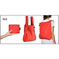 notabag ノットアバッグ BAG&BACKPACK バッグ&バックパック NTB002 Red【人気 おすすめ 】