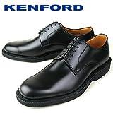 29.0 ブラック リーガル シューズ ケンフォード KENFORD K641L AAJEB ブラック メンズ ビジネスシューズ プレーントゥ 紳士靴 大きいサイズ[27.5~29.0]