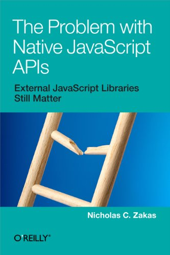 The Problem with Native JavaScript APIsの詳細を見る