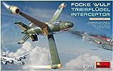 ミニアート 1/35 ドイツ空軍 フォッケウルフ トリープフリューゲル プラモデル MA40002