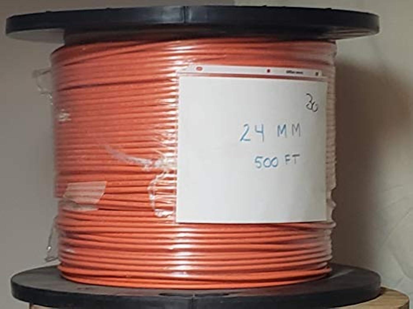 それぞれケージおしゃれなCorning Infinicor 300 OM1-62.5/125 24ストランドマルチモード 光学ファイバー 屋内