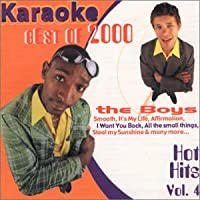 Best of 2000 Boys Hot Hits V4