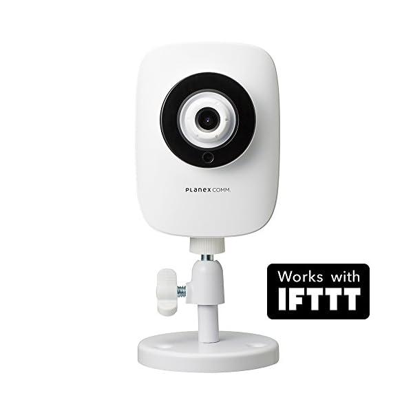 PLANEX ネットワークカメラ スマカメナイト...の商品画像