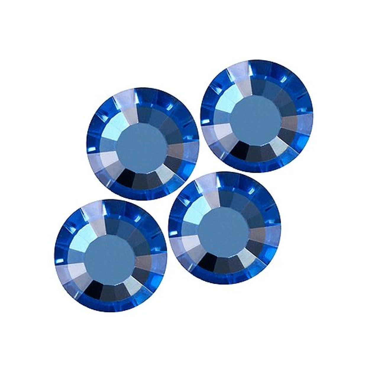 許さない霜病バイナル DIAMOND RHINESTONE サファイアSS6 1440粒 ST-SS6-SAP-10G
