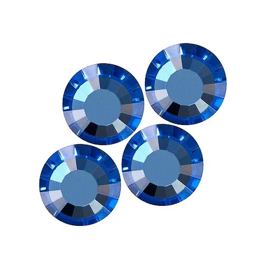 薄汚い実現可能性心臓バイナル DIAMOND RHINESTONE サファイアSS6 1440粒 ST-SS6-SAP-10G