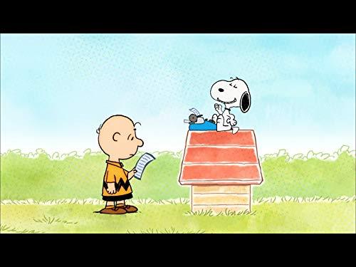 第21話「スヌーピーの小説」/第22話「チャーリー・ブラウンのたこあげ」