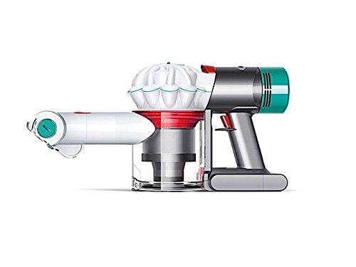 ダイソン サイクロン式 ハンディクリーナー(アイアン/ホワイト)【掃除機】dyson V7 Mattress HH11COM