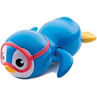 Munchkin Wind Up Swimming Penguin Bath Toy, Blue by Munchkin