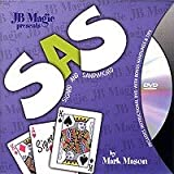 ◆手品?マジック◆SAS (Signed And SandWiched) by Mark Mason and JB Magic◆SM770