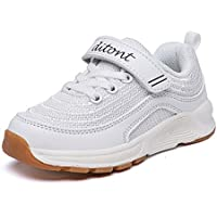 ditont Kids Boys Girls Toddler Lightweight Walking Shoes Casual Fashion Sneakers