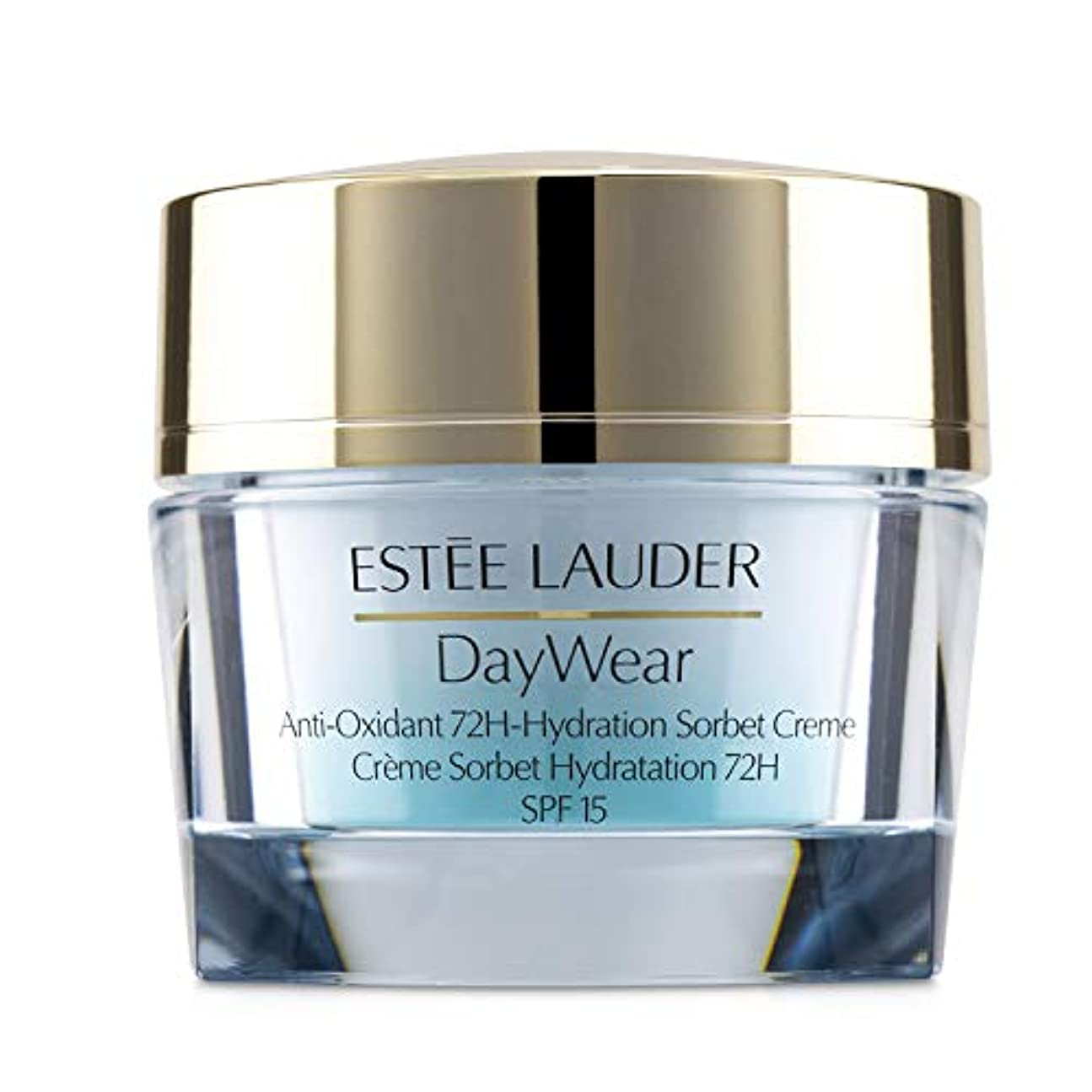腐った考古学的なリラックスエスティ ローダー DayWear Anti-Oxidant 72H-Hydration Sorbet Creme SPF 15 - Normal/Combination Skin 50ml/1.7oz並行輸入品