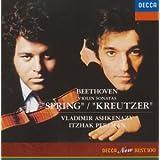 ベートーヴェン:ヴァイオリン・ソナタ第5番&第9番