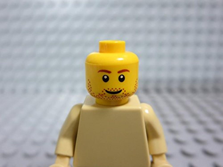 レゴ ミニフィグ 【ヘッド】 bpb398