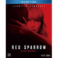 レッド・スパロー 2枚組ブルーレイ&DVD