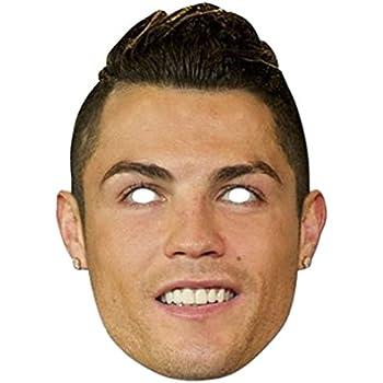 mask-arade(マスカレード) パーティマスク Cristiano Ronaldo Mask ロナウド