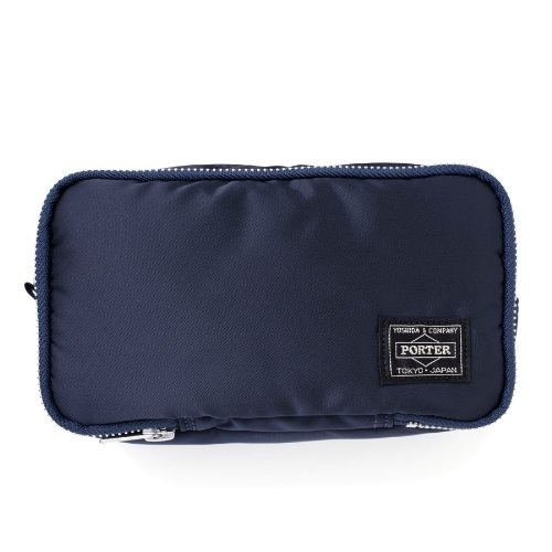 (ヘッド・ポーター) HEAD PORTER | TANKER-ORIGINAL | COSMETIC CASE NAVY