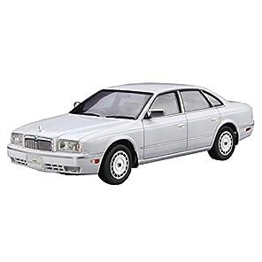 青島文化教材社 1/24 ザ・モデルカーシリーズ No.89 ニッサン G50 プレジデントJS/インフィニティQ45 1989 プラモデル