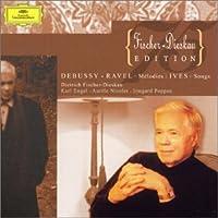 Debussy/Ravel/Ives: Songs