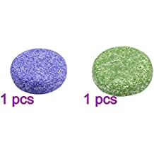 Frcolor 2 x Bath Bar Soap Hair Growth Soap Bar for Hair Loss Cleaning (Lavender and Mint)