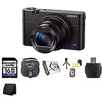 Sony Cyber - shot DSC - dsc-rx100m IIIデジタルカメラdscrx100m3rx100m3バンドル1