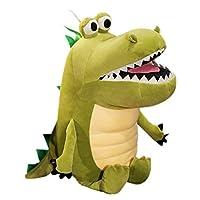 プラシ天のおもちゃ、プラシ天のおもちゃ、洗える表面、柔らかい生地、80CM(緑)