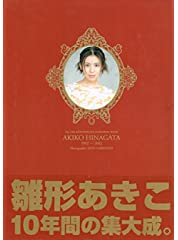 The 10th ANNIVERSARY MEMORIAL BOOK―雛形あきこ写真集1992‐2002