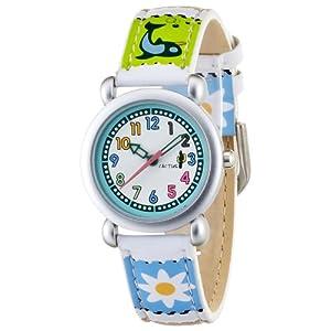[カクタス]CACTUS キッズ腕時計 ホワイト CAC-33-L04 ガールズ [正規輸入品]