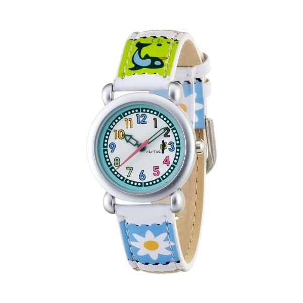 [カクタス]CACTUS キッズ腕時計 ホワイト...の商品画像