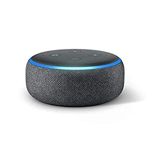 Echo Dot  第3世代 (Newモデル) - スマートスピーカー with Alexa、チャコール