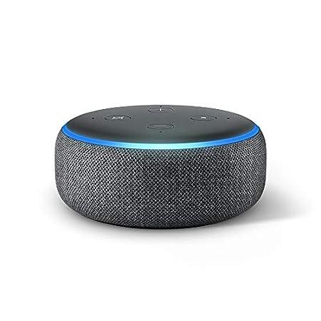 【3/26まで再掲】Amazon Echo Dot 第3世代 スマートスピーカー with Alexa 2台で5,980円(2,990円/台)送料無料!