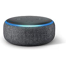 Echo Dot 第3世代 - スマートスピーカー with Alexa、チャコール
